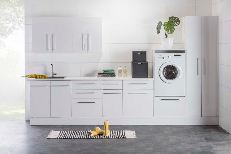 Alterna vaskerom kombinasjon 326 cm