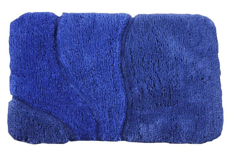 Badematte Frida 60 x 100 cm Blå