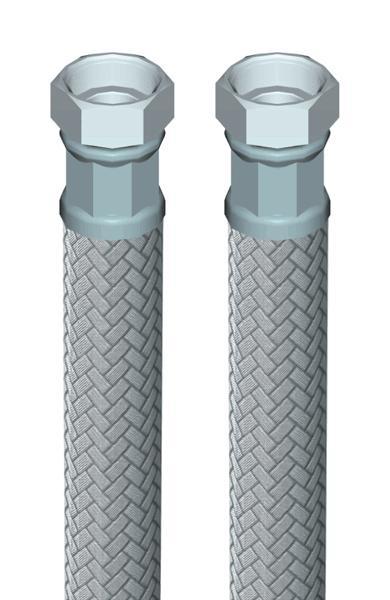 Rustfri fleksibel slange