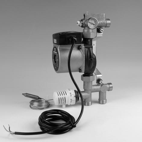 Minimixpumpe 220 V