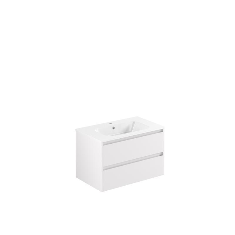AllDay 85 hvit høyglans