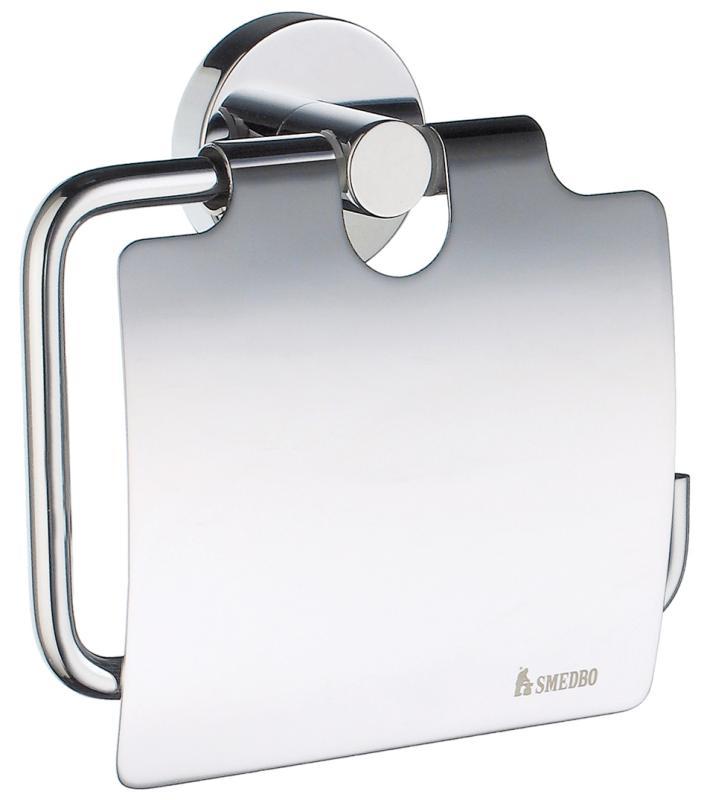 HOME Toalettpapirholder med lokk