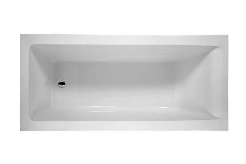 Nemo 170x80 badekar + Komfortpakke Design