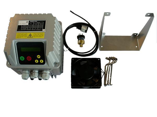 Frekvensomformer Vasco 14A 1x230V
