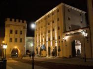 Hotel Spichrz - hotel Toruń