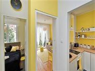 Yellow Apartment Old Town