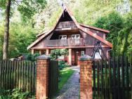 Holiday Home Barczewo Kaplityny Iv