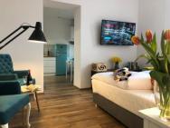 Apartament Juliusza Verne