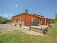 Four-bedroom Holiday Home In Canale Monterano -rm-