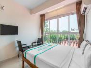 2 Inter-connected Rooms Near Baga Beach