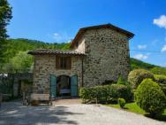 Cozy Mansion In The Lisciano Niccone With Swimming Pool