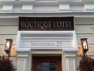 Apartamenty Oberża Sąsiadów- Boutique L'otel Kraków