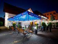 Santorini - hotel Kraków