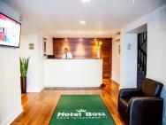 Boss - hotel Łódź