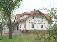 Dworski - hotel Przecław / k. Szczecina