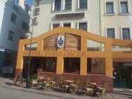Podzamcze - hotel Szczecin