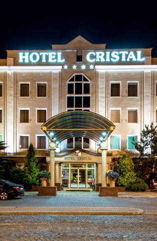 Hotel photo Best Western Hotel Cristal ****