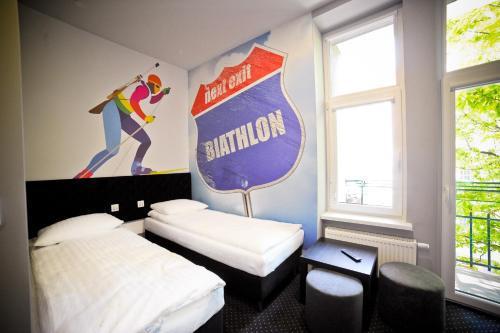 Historie połączeń hostelu