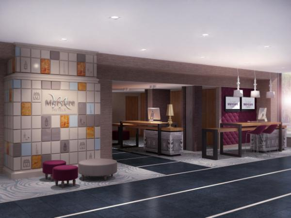 Hotel photo Mercure Gdańsk Posejdon