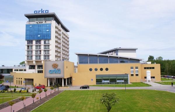 Hotel photo Arka Medical SPA