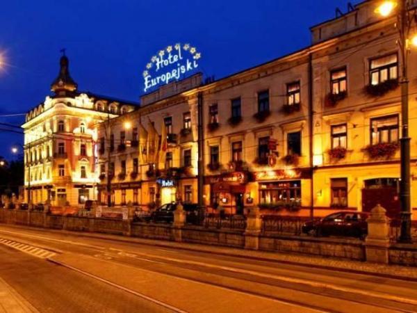 Hotel photo Europejski Krakow