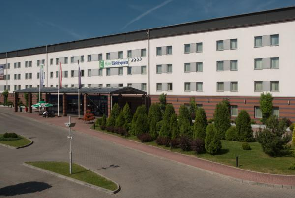 Hotel photo BEST WESTERN Efekt Express Kraków Hotel