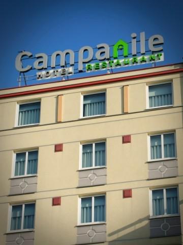 Hotel photo Campanile Łódź