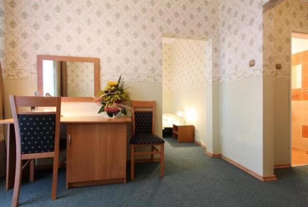 Hotel photo Polonia Palast Łódź