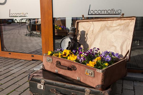 Hotel photo Locomotiva