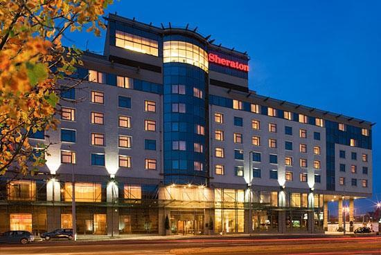 Sheraton Poznań Hotel
