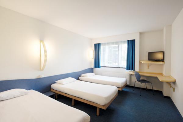 Hotel photo ibis budget Szczecin
