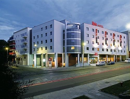 Hotel photo Ibis Szczecin Centrum