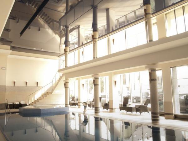 Hotel Lambert Medical Spa Ustronie Morskie Rezerwuj