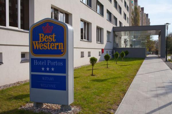Hotel photo Best Western Hotel Portos