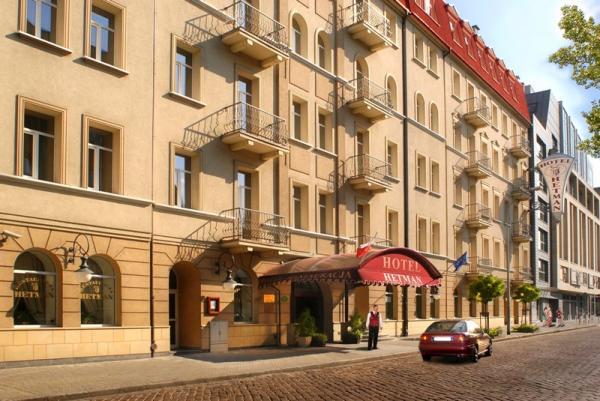 Hotel photo Hetman Warsaw
