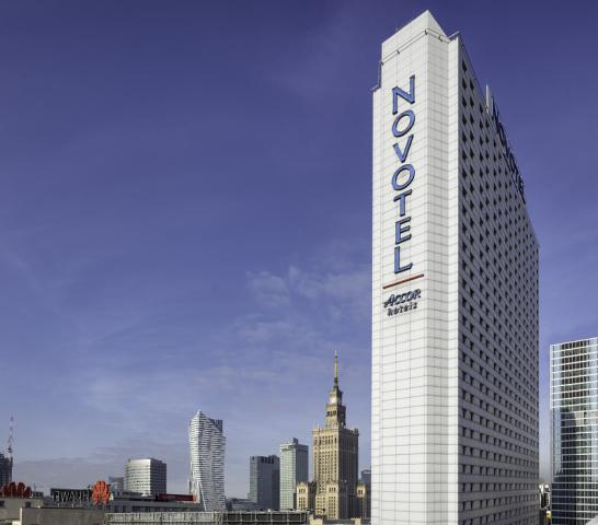 Hotel photo Novotel Centrum Warsaw