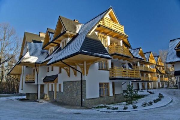 Hotel aparthotel bellamonte zakopane rezerwuj teraz for Hotels zakopane