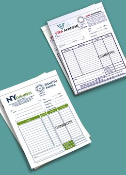 Накладная Стандартные счета-фактуры