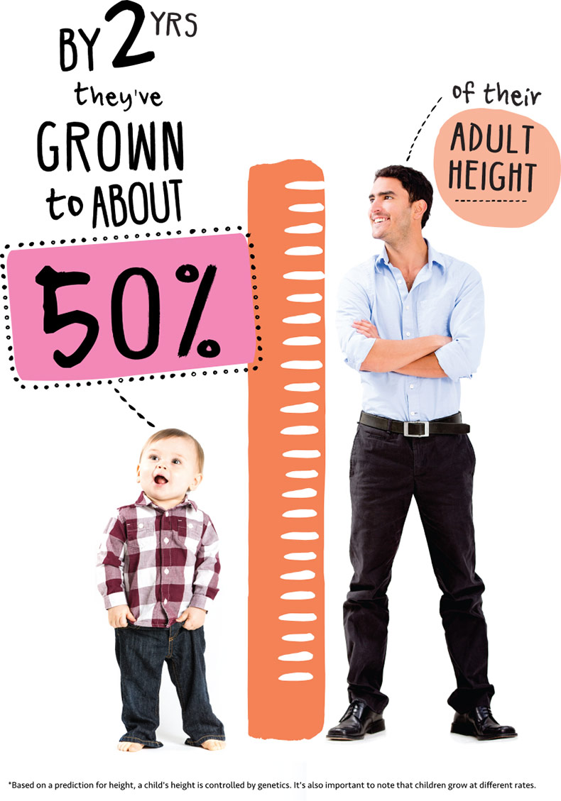 toddlers height