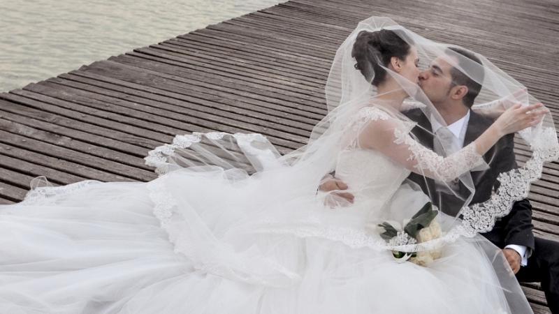 I segreti più intimi del servizio fotografico matrimoniale