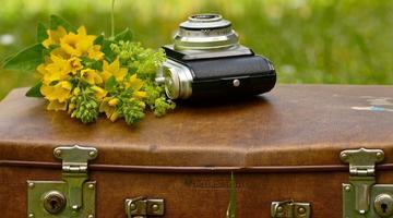 La valigia del fotografo di matrimoni