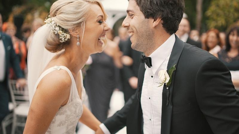 Quali scherzi fare agli sposi il giorno del matrimonio?