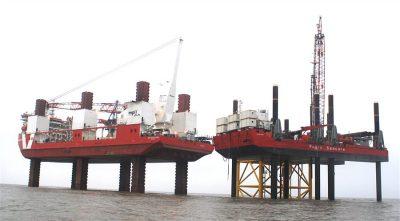 Rig construction equipment