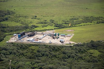 A Parex site in Colombia