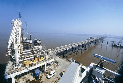 The Dahej LNG Terminal