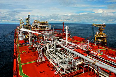 An Addax-owned FPSO
