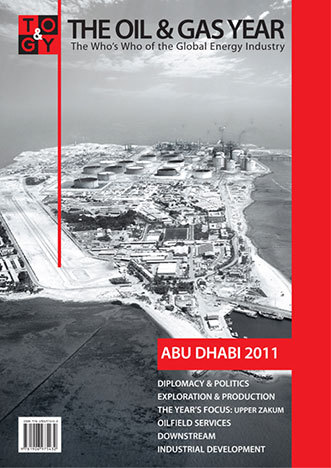 TOGY Abu Dhabi 2011 market report cover