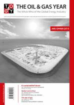 The Oil & Gas year Abu Dhabi 2015 Book Cover