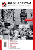 The Oil & Gas Year Mexico 2014 Book Cover