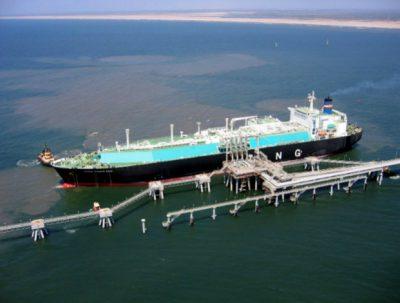 The Puteri Zamrud Satu LNG carrier